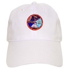 USS Ticonderoga & Apollo 16 Baseball Cap