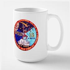 Uss Ticonderoga & Apollo 16 MugMugs