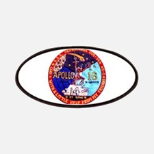 USS Ticonderoga & Apollo 16 Patches