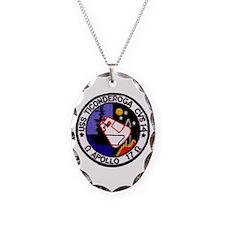 USS Ticonderoga & Apollo 17 Necklace
