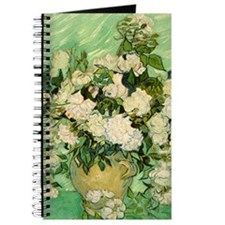 van gogh roses Journal