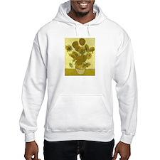 van gogh sunflowers Hoodie