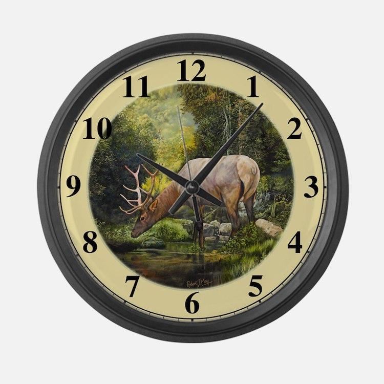 Elk Large Wall Clock