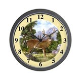Deer Wall Clocks