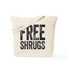 Free Shrugs Tote Bag
