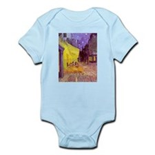 van gogh cafe terrace at night Body Suit
