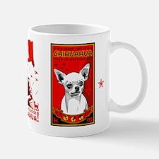 """Chihuahua Patriotism """"Freedom"""" Mug"""