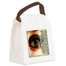 Her Canvas Lunch Bag