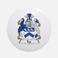 Tay Ornament (Round)