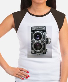 Vintage Camera Women's Cap Sleeve T-Shirt
