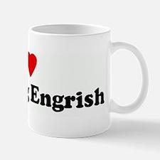 I Love Speaking Engrish Mug