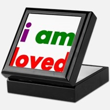 i am loved 3 Keepsake Box