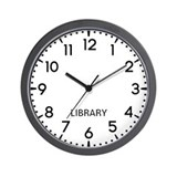 Library Basic Clocks