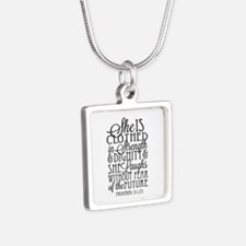 Clothed In Strength Dignity Necklaces