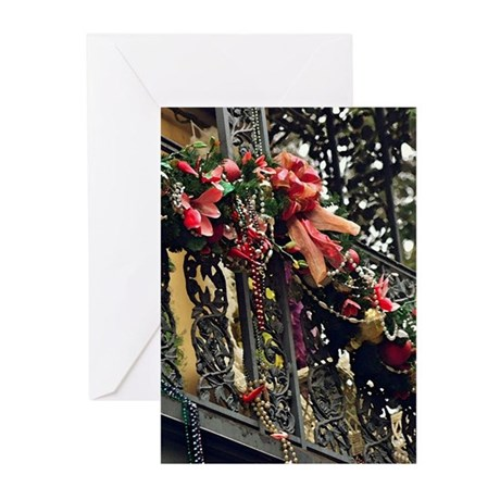 Christmas New Orleans Style Greeting Cards