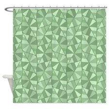A New Leaf Shower Curtain