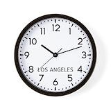 Los angeles newsroom Wall Clocks