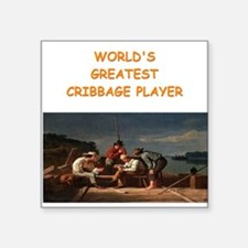 CRIBBAGE10 Sticker