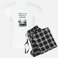 CRIBBAGE6 Pajamas