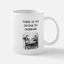 CRIBBAGE6 Mugs