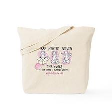Unique Neuter Tote Bag