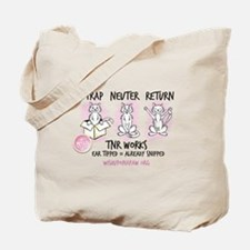 Cute Neuter Tote Bag