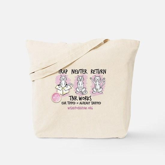 Cute Return Tote Bag