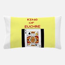EUCHRE13 Pillow Case