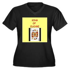 EUCHRE13 Plus Size T-Shirt