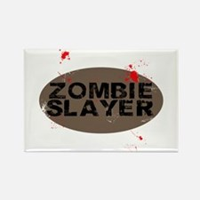 Zombie Slayer Magnets