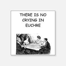 EUCHRE6 Sticker