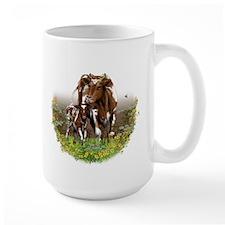 Cow And Calf Coffee MugMugs