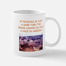 PINOCHLE8 Mugs
