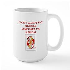 PINOCHLE3 Mugs