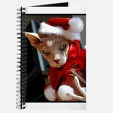 Hairless Kitty loves fur Day Journal