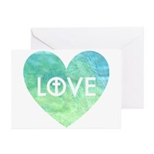 Love for Jesus Greeting Cards (Pk of 10)