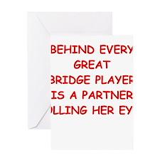 BRIDGE4 Greeting Cards