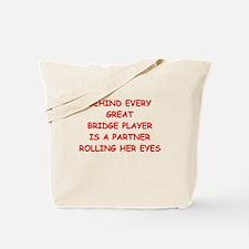 BRIDGE4 Tote Bag