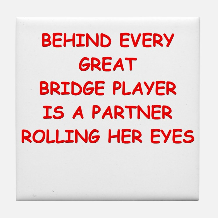 Bridge4 Tile Coaster