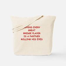 BRIDGE3 Tote Bag