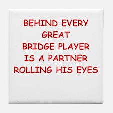 Bridge3 Tile Coaster