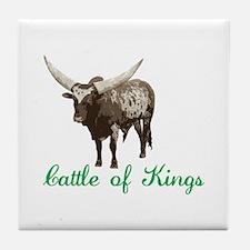 Cattle of Kings Tile Coaster