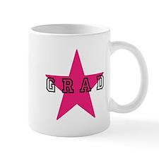 Grad Graduating Graduate Star Mugs
