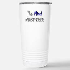 Funny Student brain Travel Mug