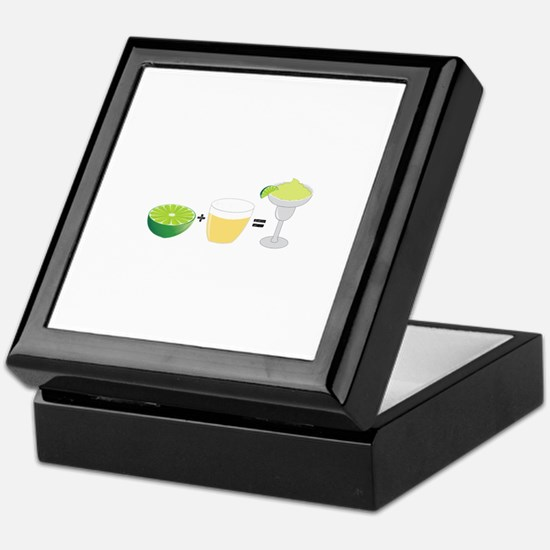 Margarita Keepsake Box