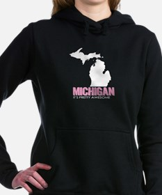 Unique Central michigan Women's Hooded Sweatshirt