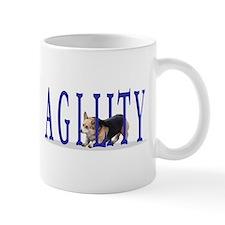 Pembroke Welsh Corgi Agility Small Mug