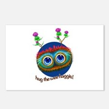 Hoots Toots Haggis! Postcards (Package of 8)