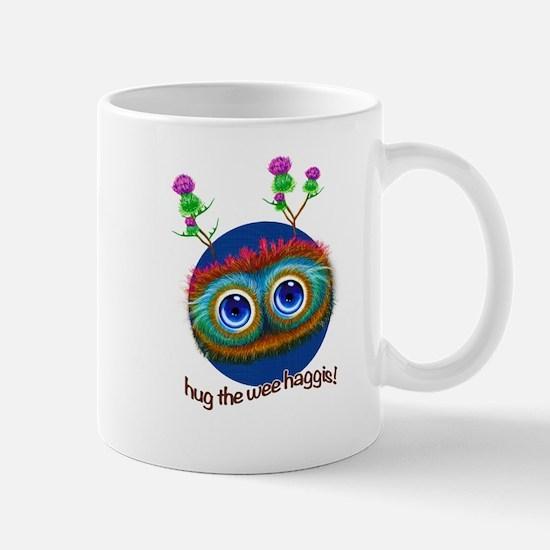 Wee Haggis Mugs