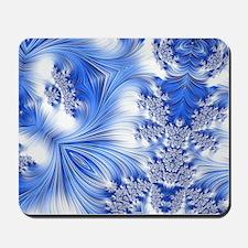 Special Fractal 17,blue Mousepad